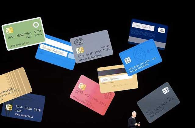 苹果重拳出击信用卡,金融能怎么帮助苹果?